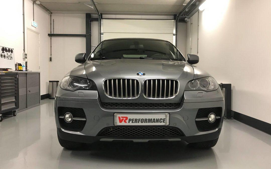 BMW X6 4.0D chipmodule