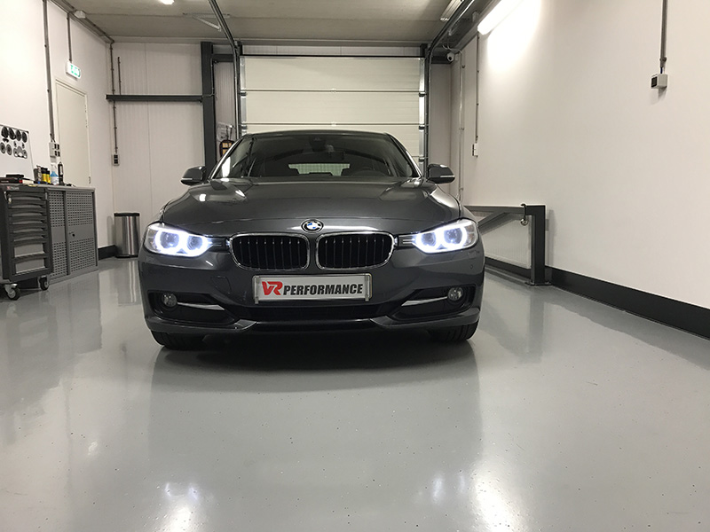 BMW 320D chiptuning