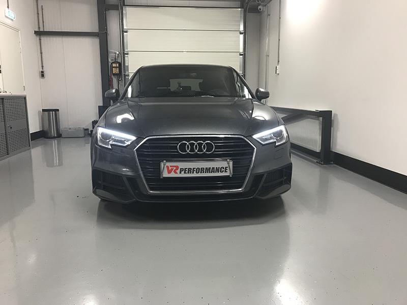 Audi A3 1.6 TDI chiptuning