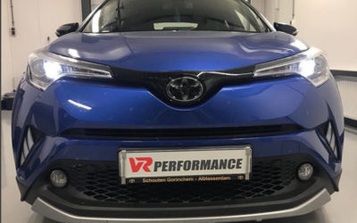 Toyota C-HR 1.2 Turbo 116 pk